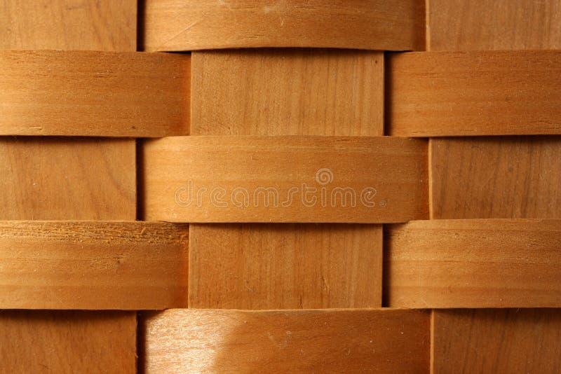 Download Wooden Basket Weave Background Stock Photo - Image: 18993102