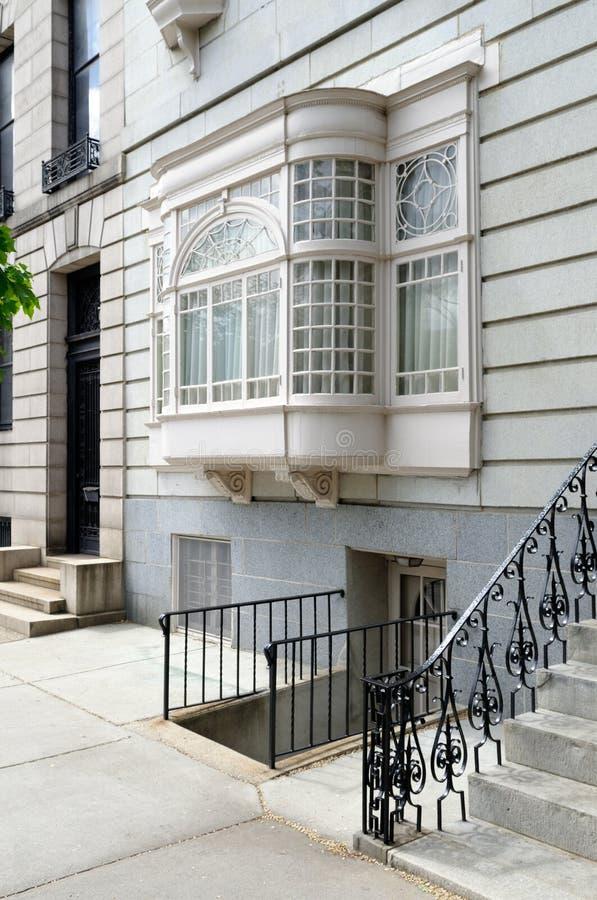 Download Wooden bay window stock image. Image of exterior, elegant - 6943819