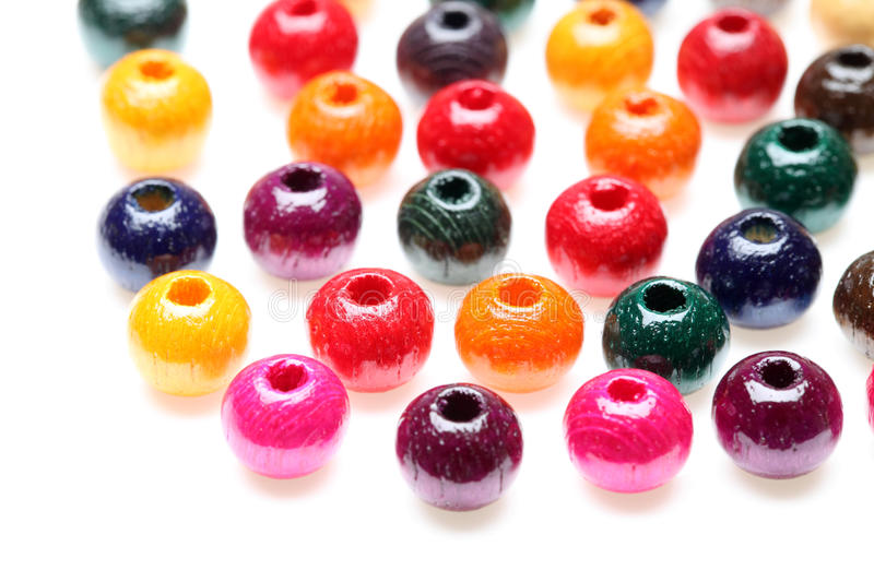 Download Wooden bead stock photo. Image of beautiful, object, jewelry - 16963220