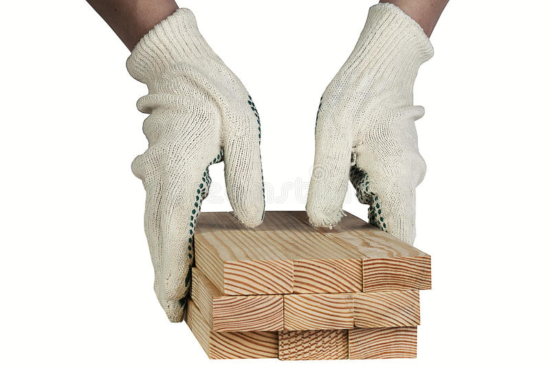 Download Wooden Beams Stock Photo - Image: 83701134
