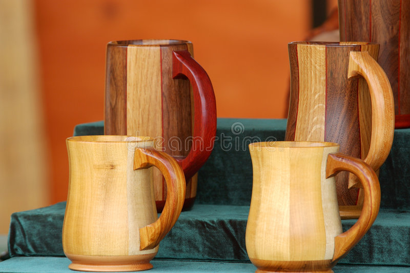 Download Wooden Beer Stiens stock photo. Image of pitcher, renaissance - 116860