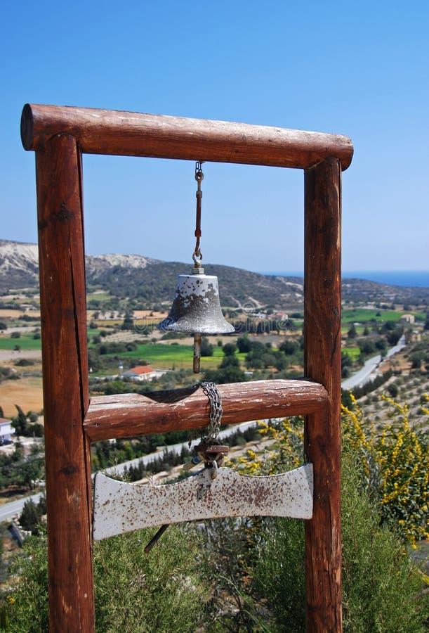Download Wooden belfry stock image. Image of belief, bell, tower - 4879791