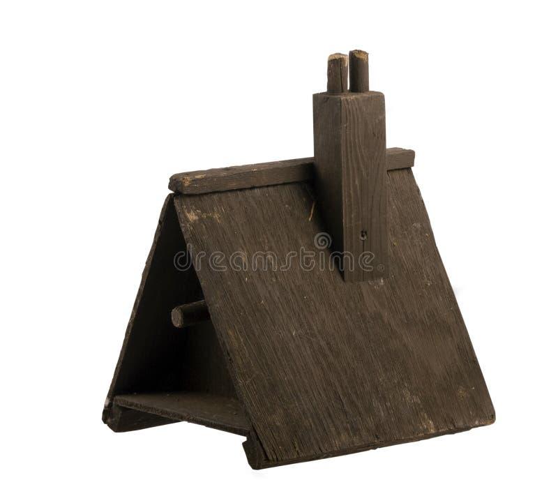 Free Wooden Bird Box Stock Photo - 8221480
