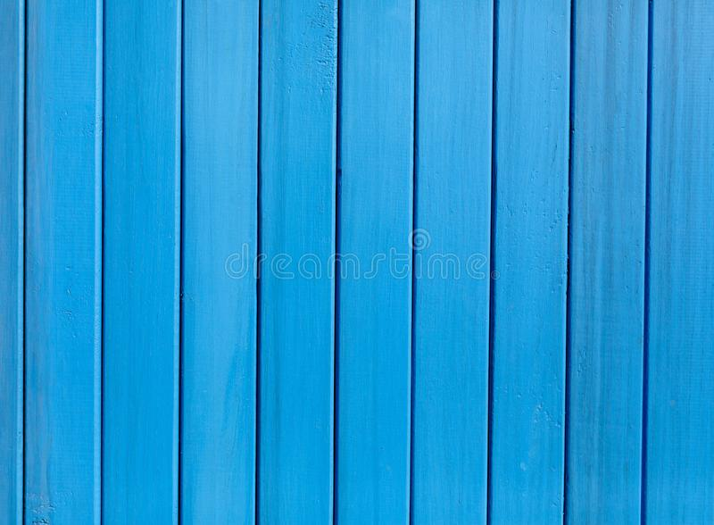 Wooden blue texture. Wooden blue background, closeup image royalty free stock photo