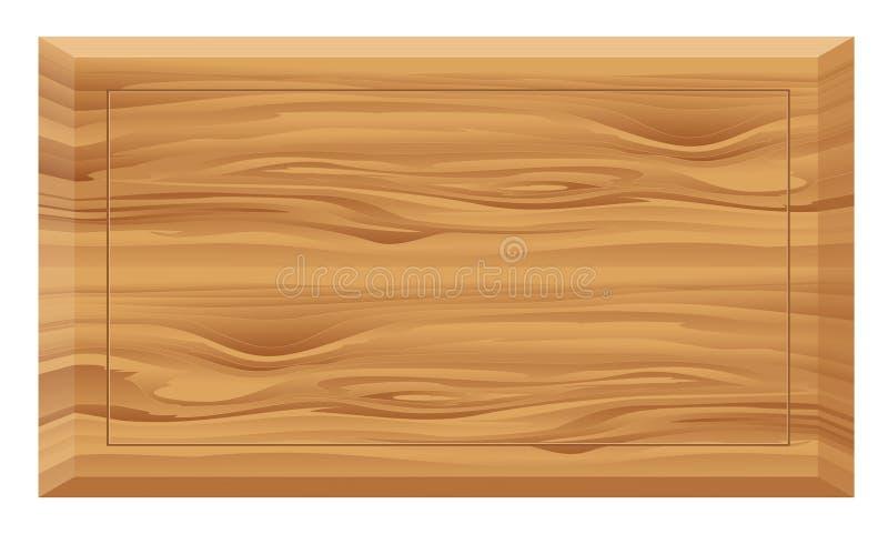 Download Wooden board stock vector. Image of vintage, background - 4292433