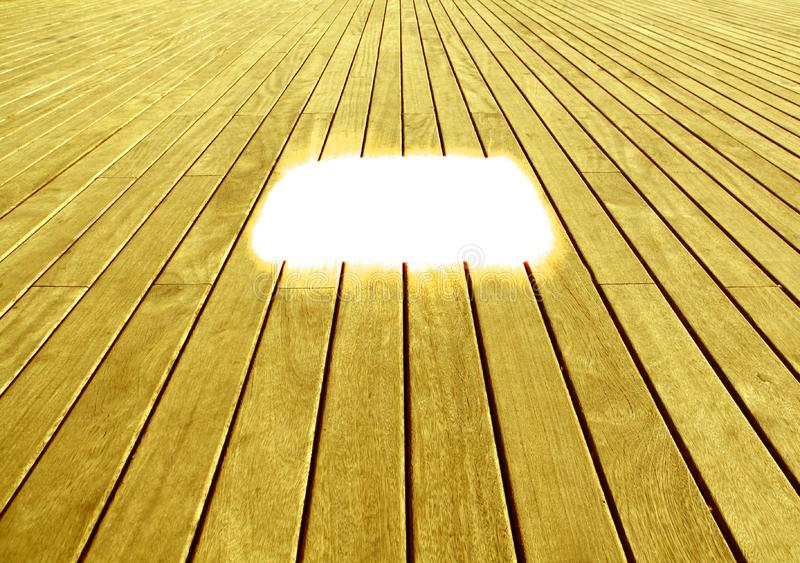 Wooden boards floor royalty free stock images