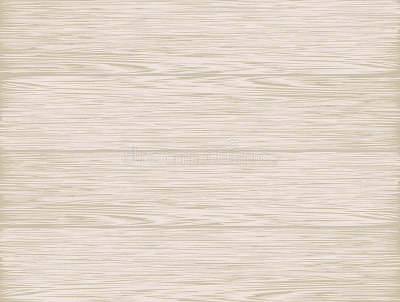 Wooden boards. Natural texture . White bleached background. royalty free illustration