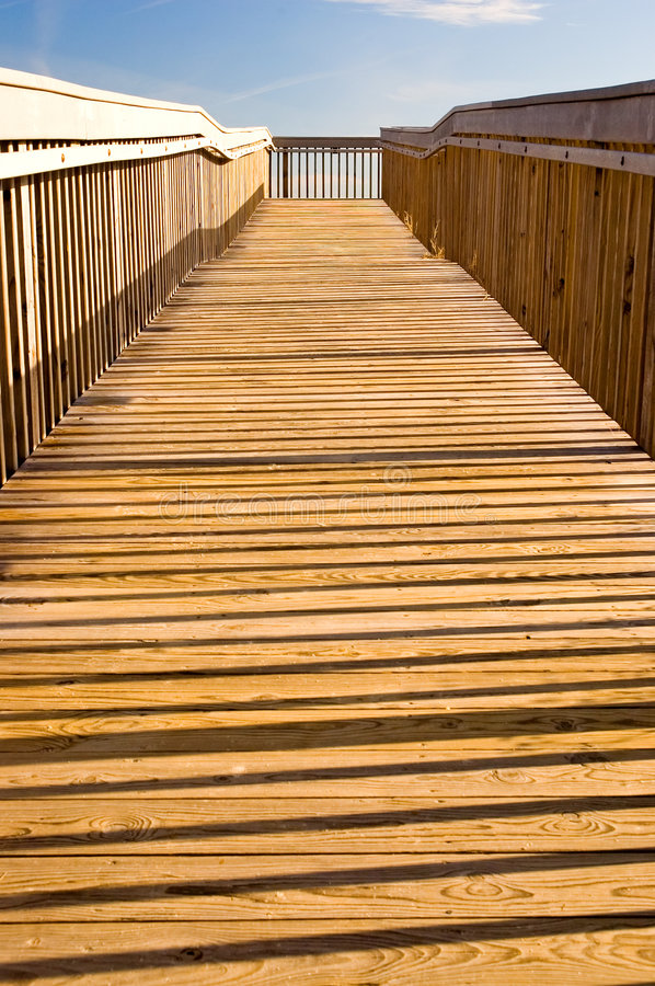 Download Wooden Boardwalk Royalty Free Stock Photo - Image: 1722015