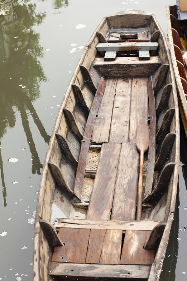 Download Wooden boat stock photo. Image of culture, antique, thailand - 29629344