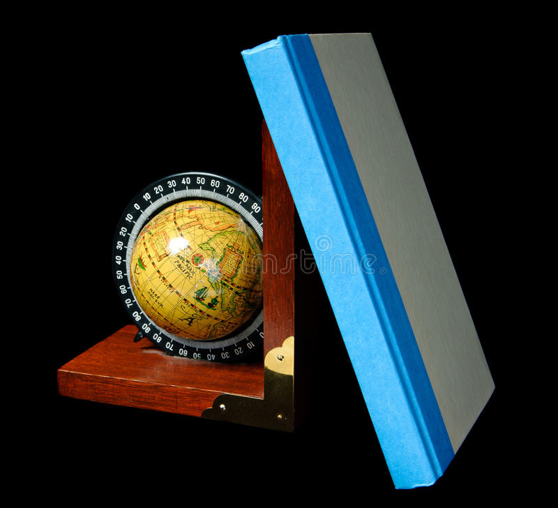 Free Wooden Bookend Royalty Free Stock Image - 15609116