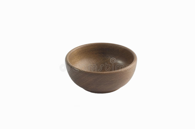 Download Wooden Bowl Royalty Free Stock Photos - Image: 27870508