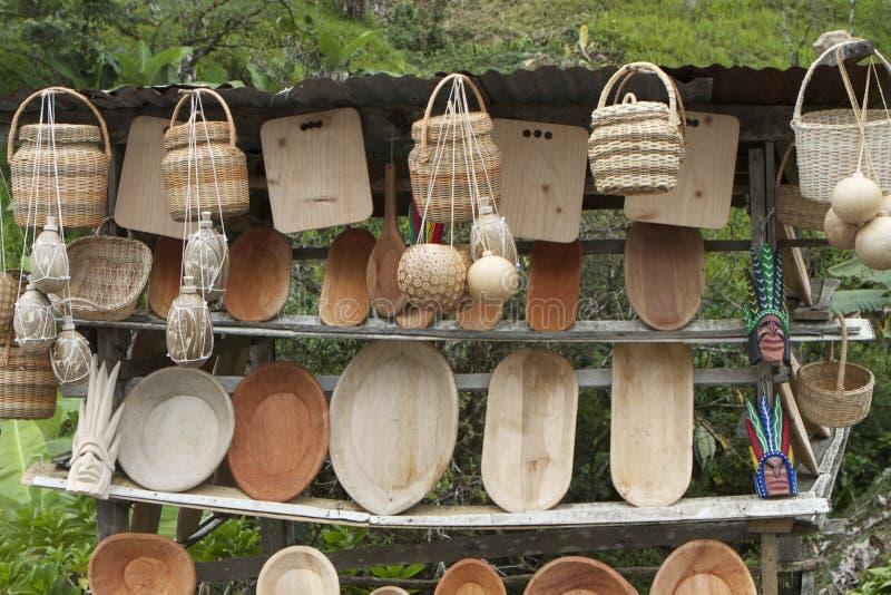 Download Wooden Bowls stock image. Image of handmade, sale, bargain - 32192799