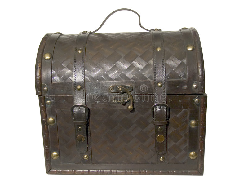 Download Wooden Box stock photo. Image of carry, luggage, decor, treasure - 7474
