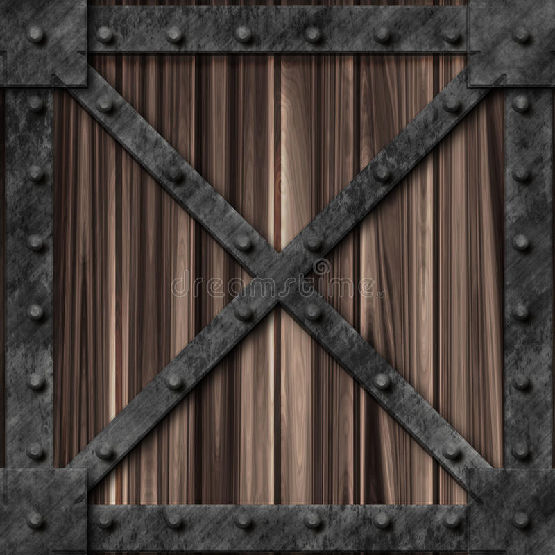 Download Wooden Box Royalty Free Stock Photography - Image: 22881167