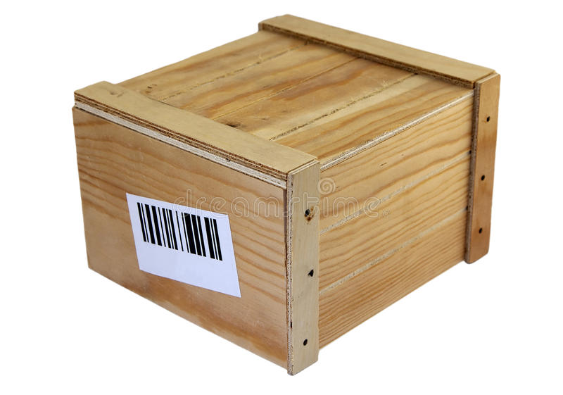 Download Wooden box stock photo. Image of code, post, work, wood - 34402836
