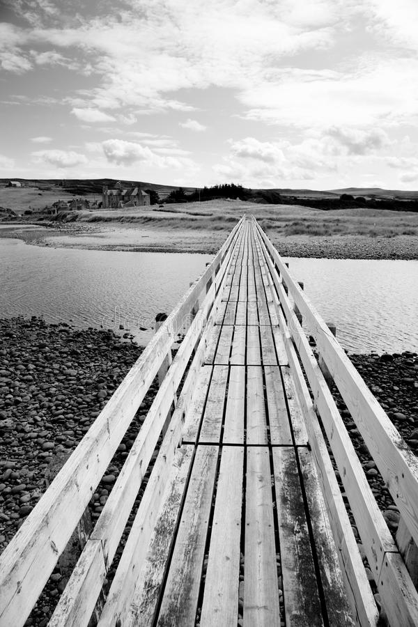 Free Wooden Bridge Stock Photography - 10770032