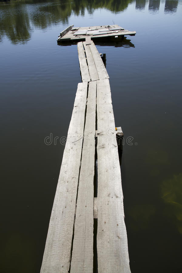 Download Wooden Bridge Royalty Free Stock Photos - Image: 24621998