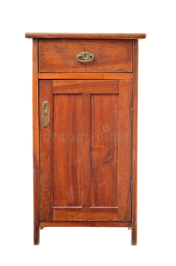 Download Wooden Cabinet Royalty Free Stock Image - Image: 12158746