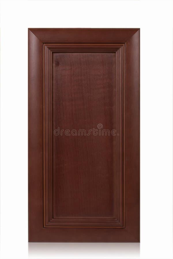 Wooden cabinet door stock images