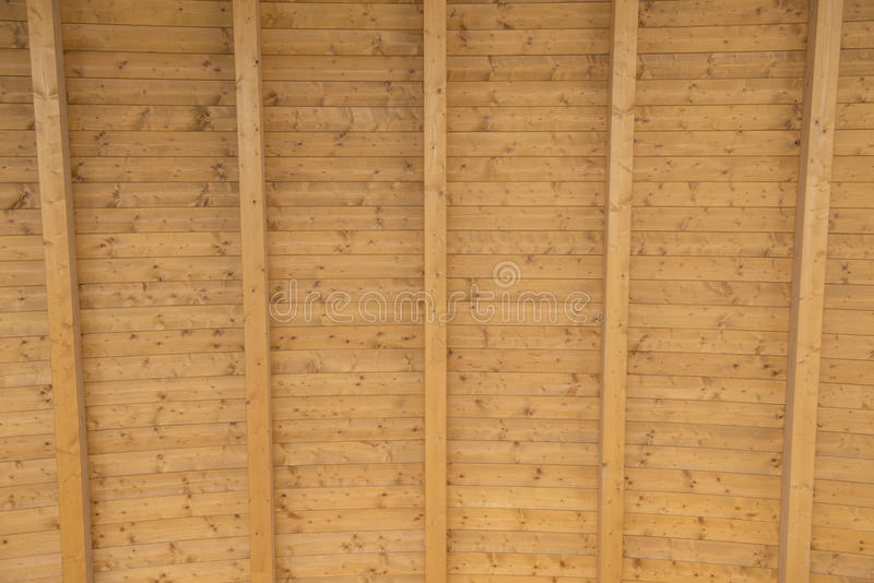 Wooden Ceiling stock images