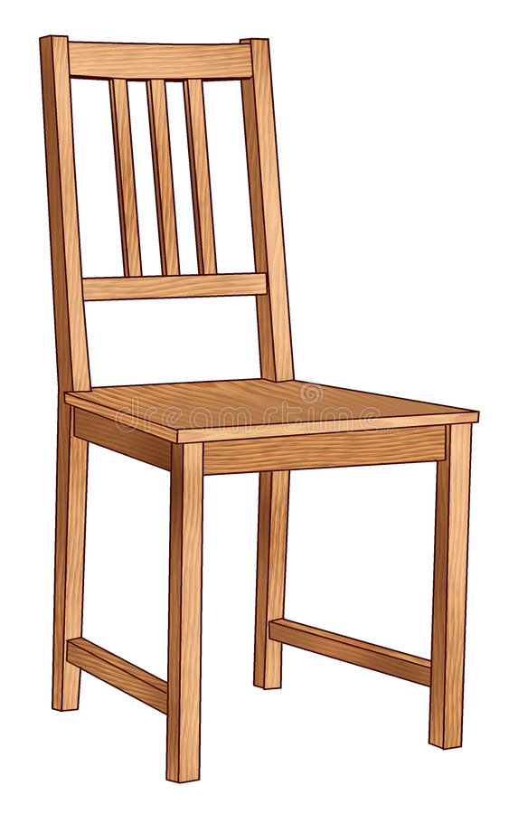 Free Wooden Chair Royalty Free Stock Photo - 6091545