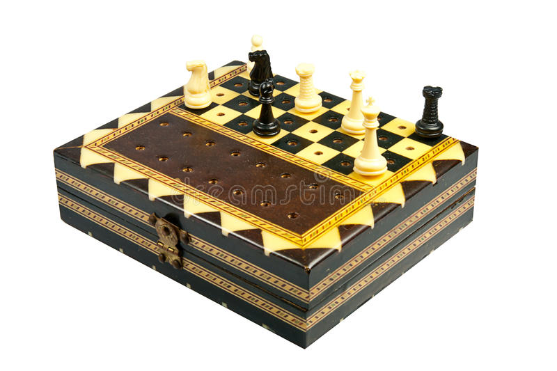 Download Wooden chess stock photo. Image of army, choice, board - 24916764
