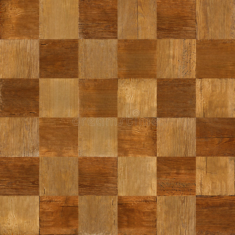 Wooden chess board stacked for seamless background stock photos