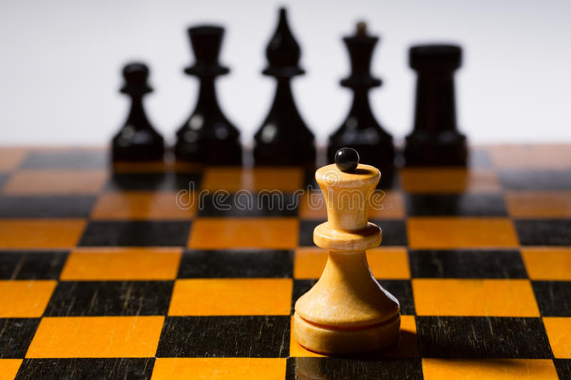 Download Wooden Chessboard Royalty Free Stock Image - Image: 26682026