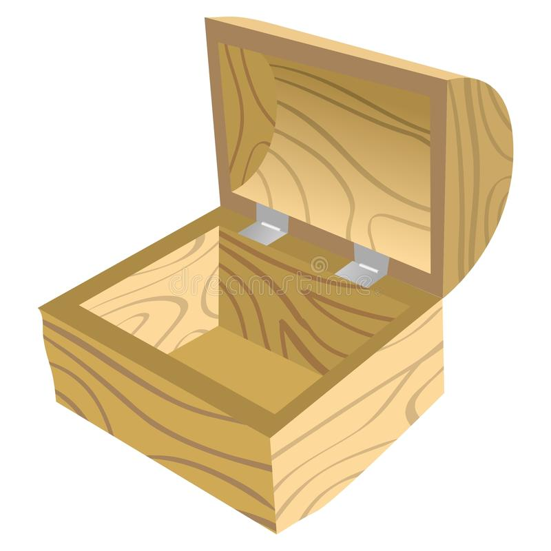 Download Wooden Chest Stock Photography - Image: 18323592
