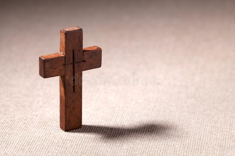 Cross Symbol Of Christian Religion Stock Image Image Of Religious