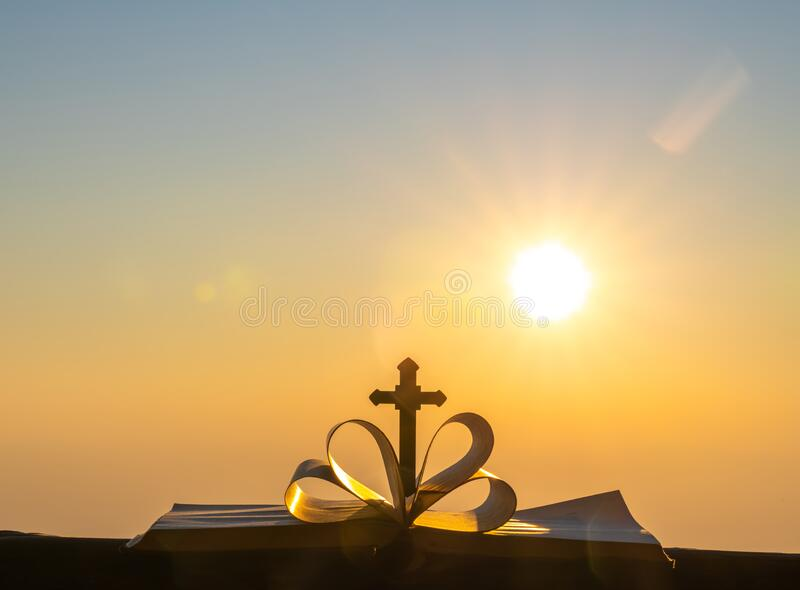 279 Christian Banner Bible Cross Photos Free Royalty Free Stock Photos From Dreamstime