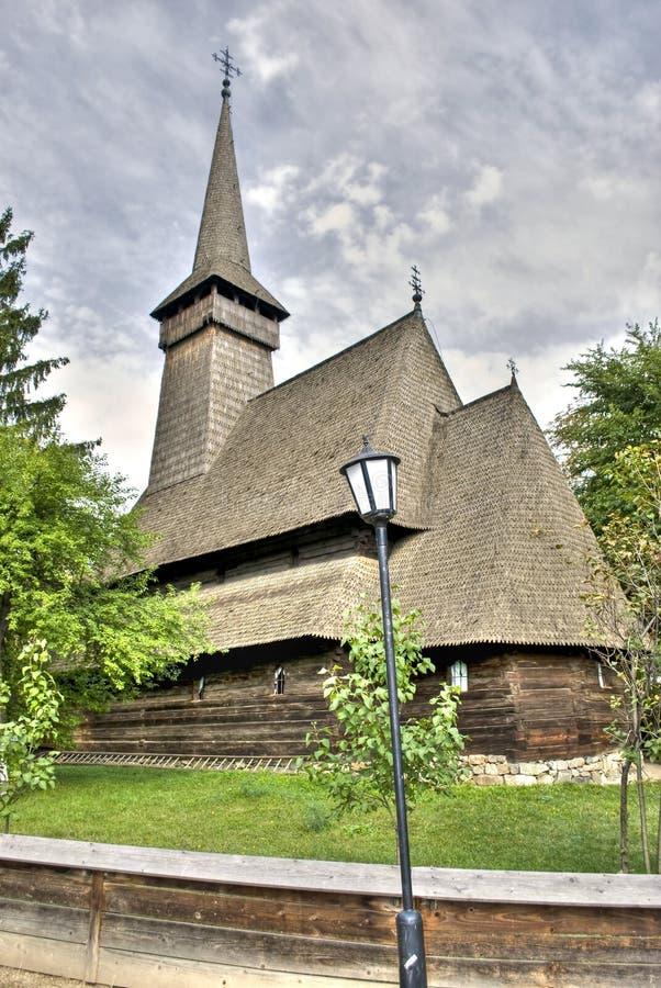 Download Wooden church stock image. Image of exterior, garden - 11090791