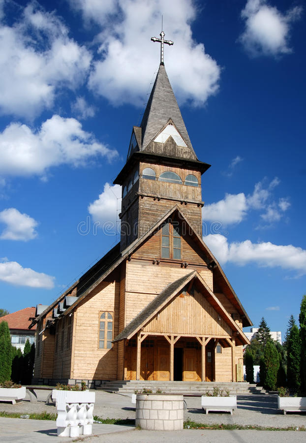 Free Wooden Church In Brasov Stock Photography - 11101902