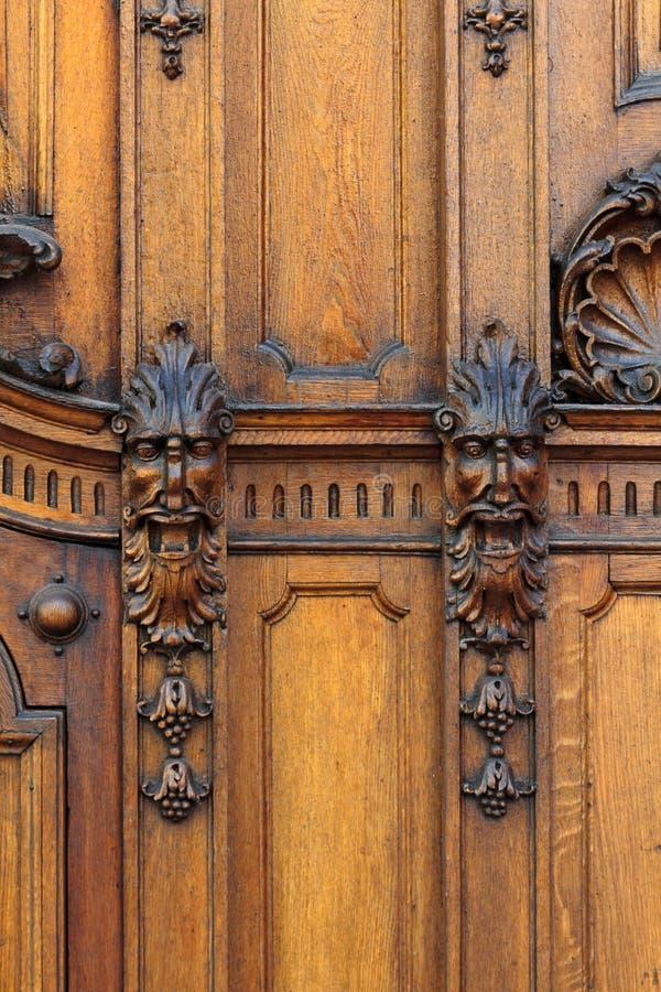 Wooden Craftsmanship Stock Photography