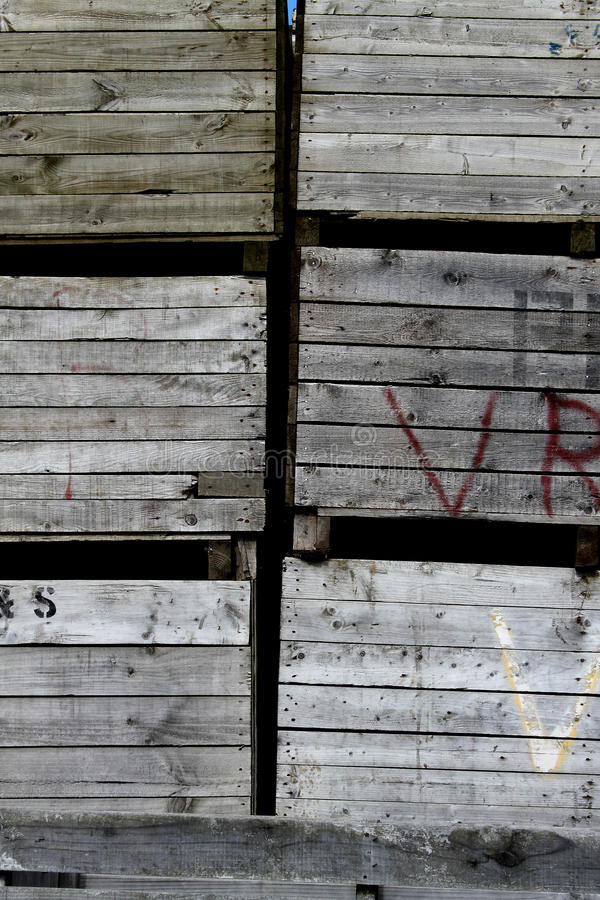 Download Wooden Crates Stock Photo - Image: 59946870