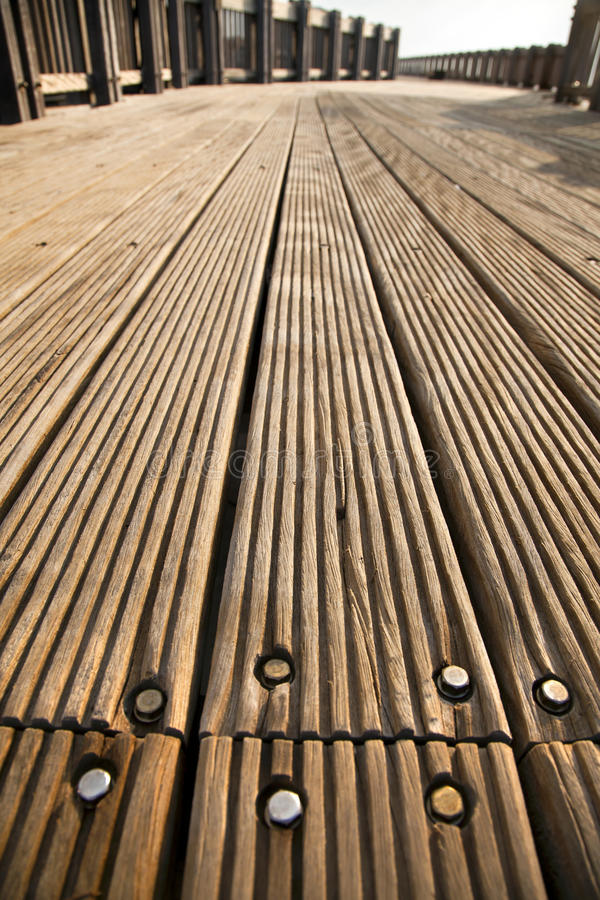 Download Deck Path stock image. Image of flare, plank, beam, background - 30042039