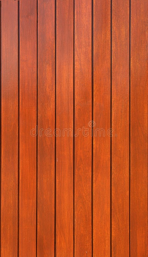 Wooden deck texture. A brown wooden deck texture stock photography