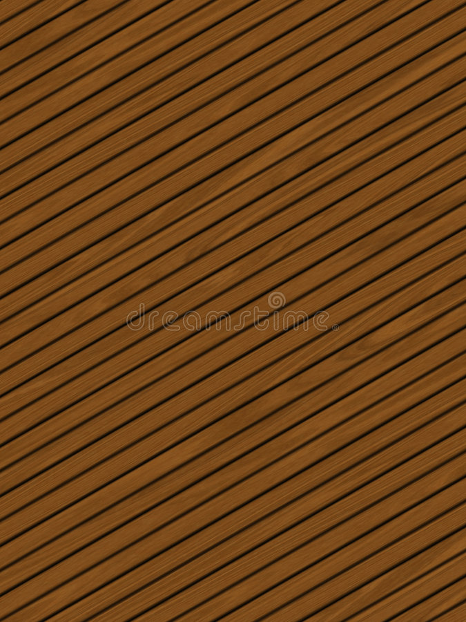 Free Wooden Decking / Panels Royalty Free Stock Photography - 7121137