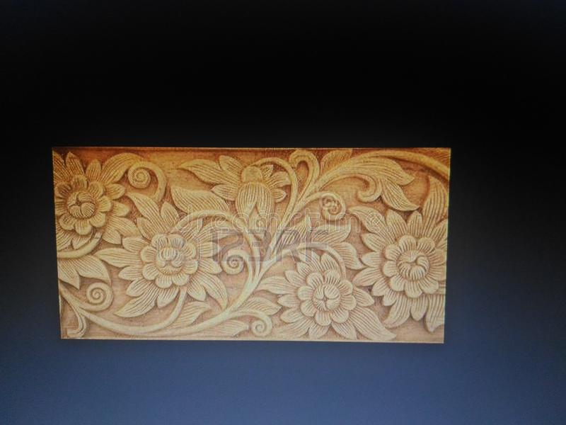 Wooden design royalty free stock photo