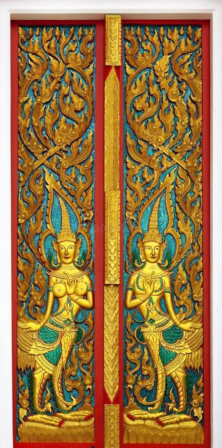 Download Wooden Door Royalty Free Stock Photography - Image: 16157287