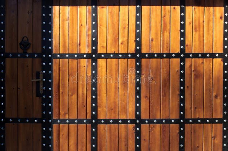Download Wooden door stock photo. Image of background, vintage - 21933194