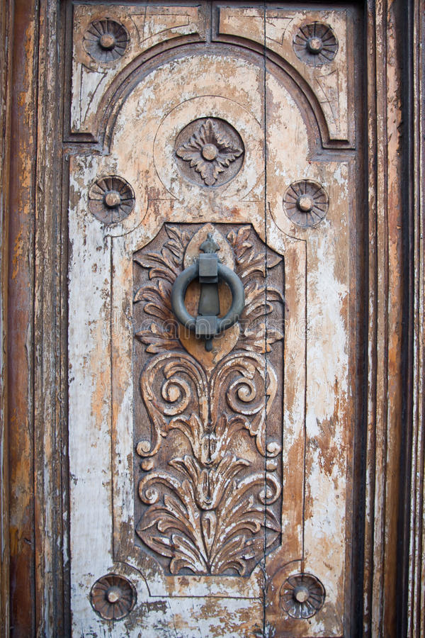 Wooden door stock images