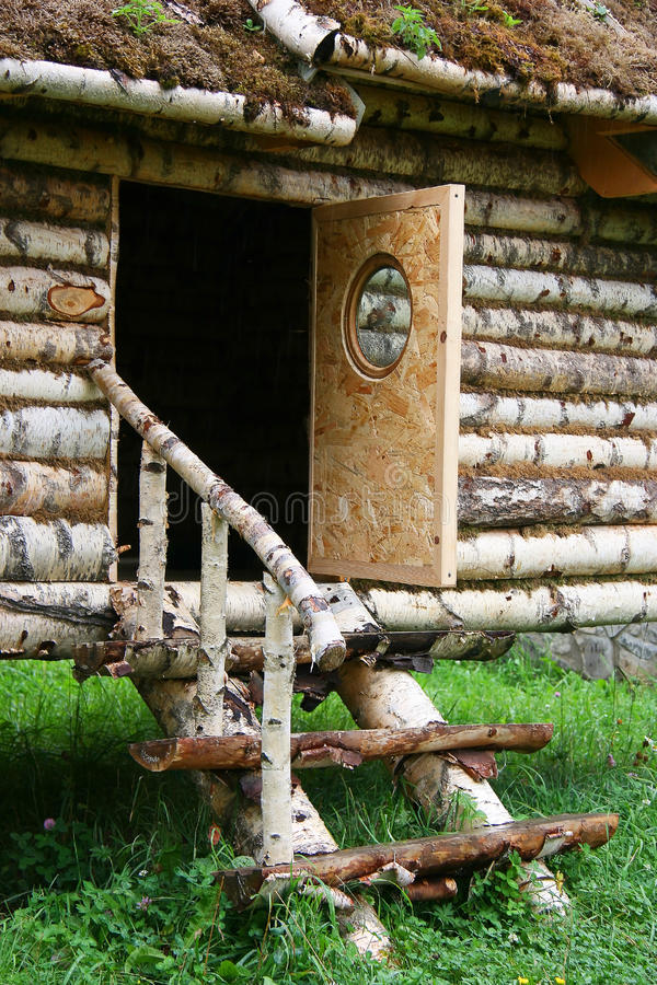Download Wooden door stock photo. Image of carpentry, obsolete - 27066786