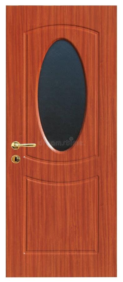 Wooden door royalty free stock image