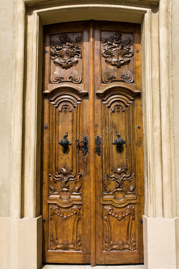 Free Wooden Door Of A Church Stock Photo - 13705610