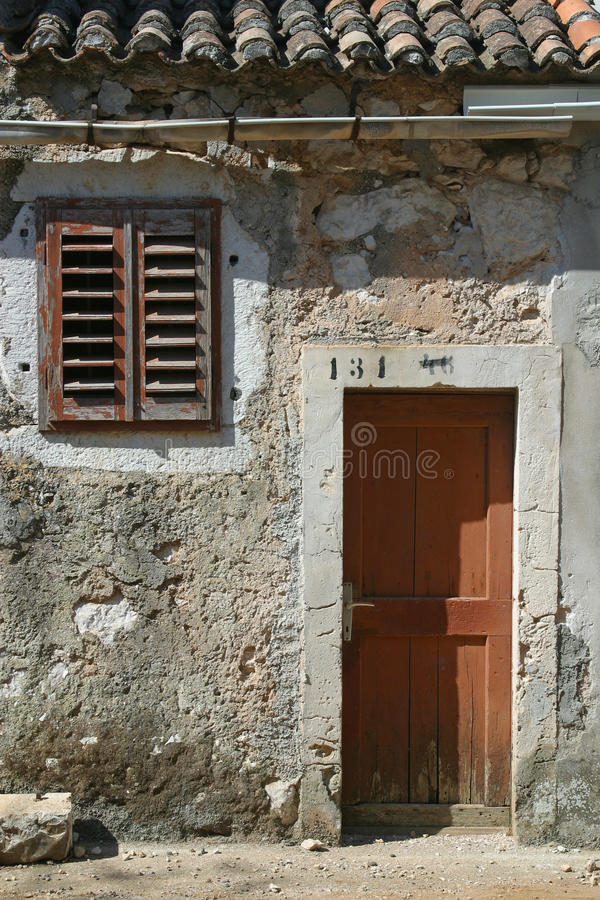 Download Wooden Door And Window Royalty Free Stock Images - Image: 11186709