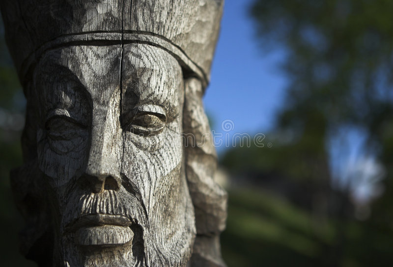 Download Wooden Figure Stock Image - Image: 1967341