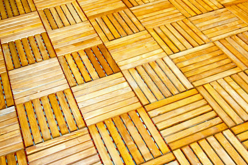 Wooden floor. Close up shot of natural wood floor royalty free stock image