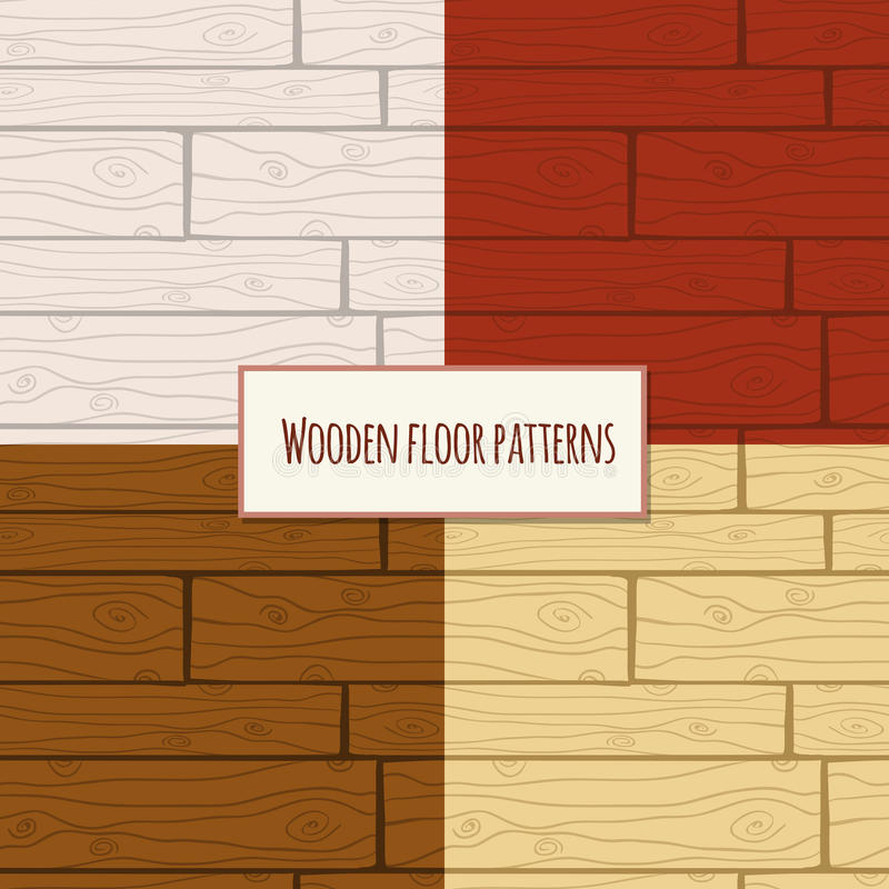 Download Wooden Floor Seamless Pattern Stock Vector - Illustration of paper, block: 39503313