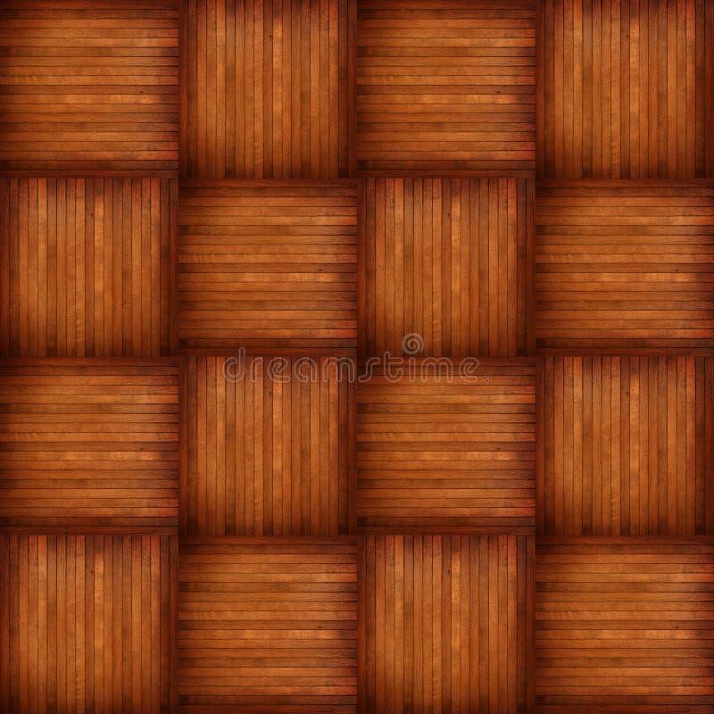 Wooden floor seamless texture stock photo